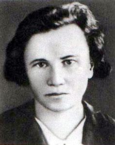 Вера Захаровна Хоружая
